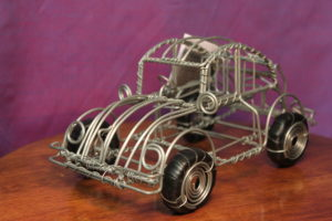 wire vehicle toy